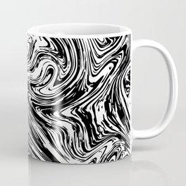 Marble black pattern Coffee Mug