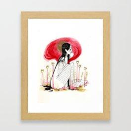 Murderer Framed Art Print