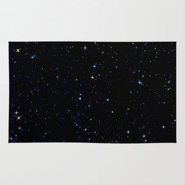 Cosmic Galaxy Photo Edit Rug