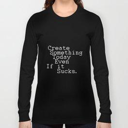Create Something P-2 Long Sleeve T-shirt