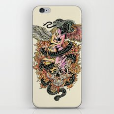 Unity after Death iPhone & iPod Skin