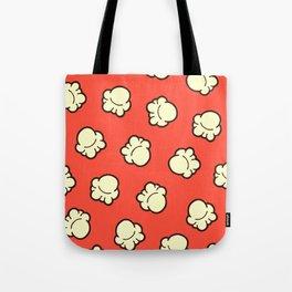 Popcorn Pattern Tote Bag