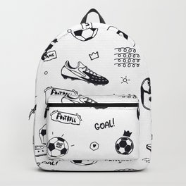 Football#1 Backpack