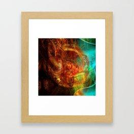 Avaloz Framed Art Print