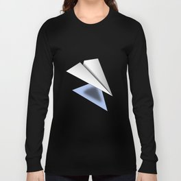 Paper Airplane 12 Long Sleeve T-shirt