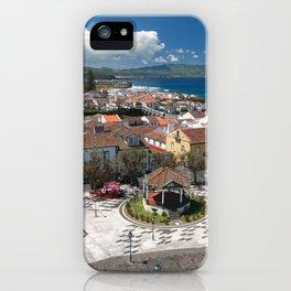 Ribeira Grande, Azores iPhone Case