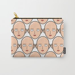 Saitama one punch man Carry-All Pouch