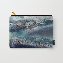 Mist Upon Rocks Carry-All Pouch