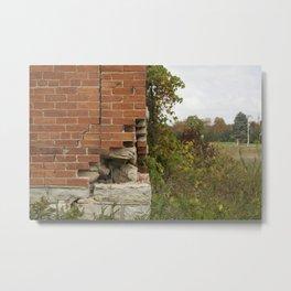 Cornerstone Metal Print