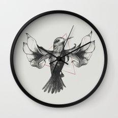 Beautiful Coexistence Wall Clock
