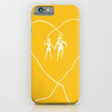 Love Space, Yellow Slim Case iPhone 6s