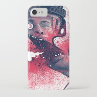 hockey iPhone & iPod Cases featuring Hockey! by Dushan Milic