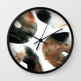 Donuts Wall Clock