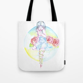 The roses Tote Bag