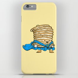 Captain Pancake iPhone Case