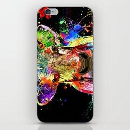Cow Grunge iPhone Skin