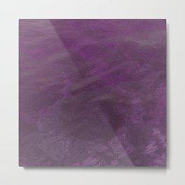 Tranquil Purples  Metal Print