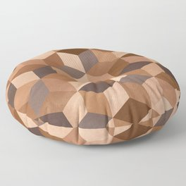 >>HUMANS>> No color is better than another. Floor Pillow
