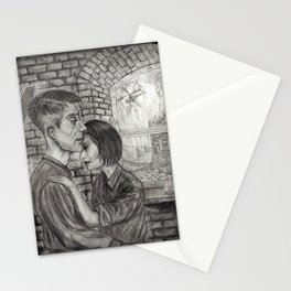 Winston and Julia Stationery Cards
