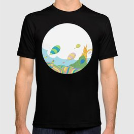 oh the places you'll go .. dr seuss T-shirt