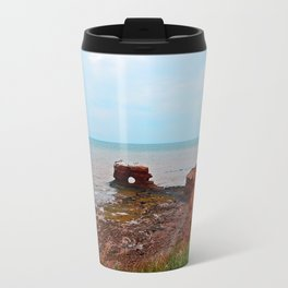 Unique Landmark in PEI Travel Mug