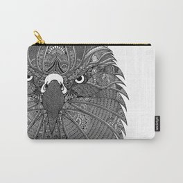 GinaMirandArt-Eagle Totem Carry-All Pouch