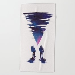 The Thing Beach Towel
