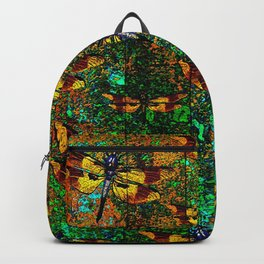 Dragonfly Backpack