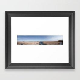 Marsh Framed Art Print