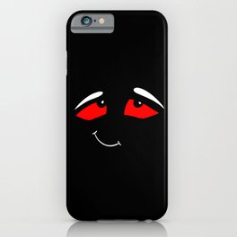 funny cartoon shirt, funny faces, cartoon shirt R1 iPhone Case