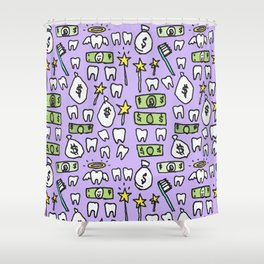 Fairy Funds Shower Curtain