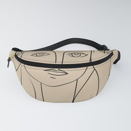 Picass Lady of peace Fanny Pack