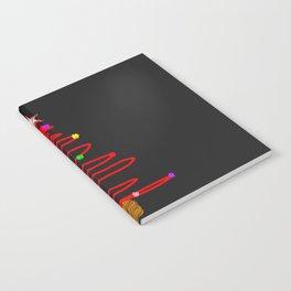Blackboard Tree Notebook