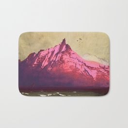 Sea.Mountains.Light . i. Bath Mat