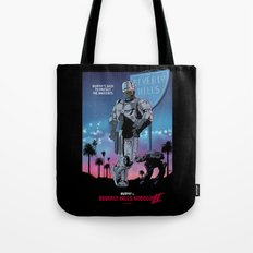 Beverly Hills Robocop 2 Tote Bag