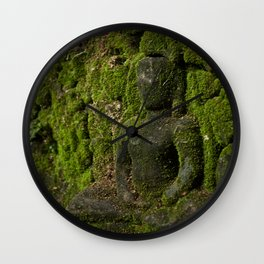its not easy being green Wall Clock