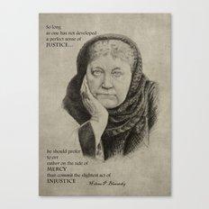 Blavatsky Canvas Print