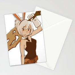 Bunny Riven Stationery Cards
