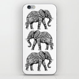 Ornate Elephant 3.0 iPhone Skin