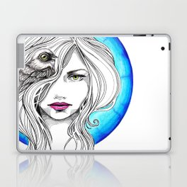 Bird Brain Laptop & iPad Skin
