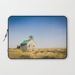 Snake Creek School, Valley County, Montana Laptop Sleeve