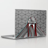 "harry Laptop & iPad Skins featuring ""Harry"" by humbeats_ec"