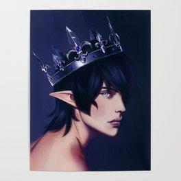 King Aymeric Poster