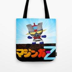 Mazinger ! Tote Bag