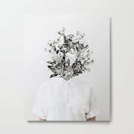 You always spring to mind Metal Print