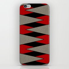 Triangulation 3 iPhone & iPod Skin