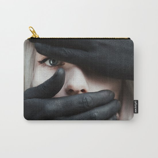 Don't be afraid Carry-All Pouch