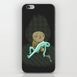 Please God Nooo! iPhone Skin