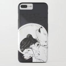 Wolf Familiar (werewolf) iPhone 7 Plus Slim Case