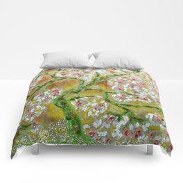 Wealth Tree 2014 Comforters